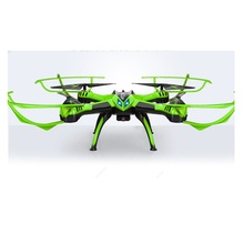 4CH 6 Axis Gyro RC Plane Quadcopter 4 Mode Transmitter 2.4G Remote Control