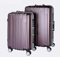 2226 inches girl trolley case students Travel waterproof luggage rolling suitcase box mala de viagem de rodinhas XL018