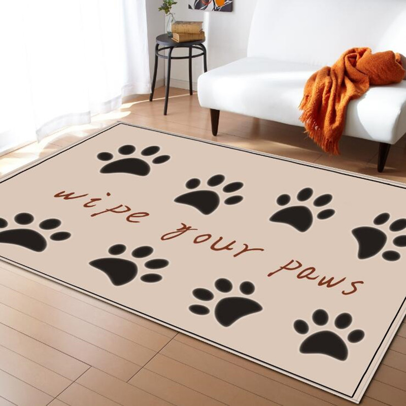 Home Decorate Doorway Welcome carpets for living room rug Kids bedroom Game tapetes para casa sala bathroom rugs and carpets