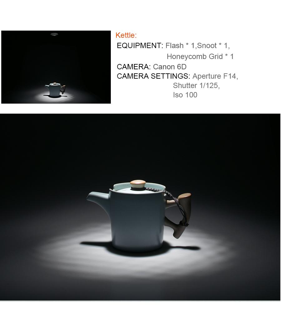 GODOX SN-01 Bowens large Snoot Studio Flash Accessories Professional Studio light Fittings10
