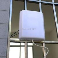1pcs 4G 9dbi Outdoor Lte Antenna Panel Flat Wireless Router Antenna N Femanle Jack