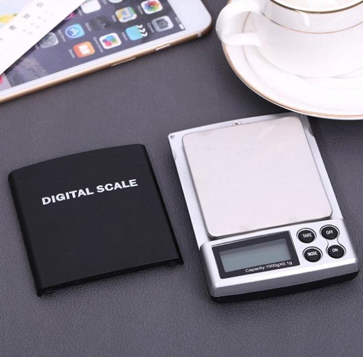 Digital-Scales Balance Pocket Jewelry Electronic Mini SN490 200pcs Gold-Sterling-Silver