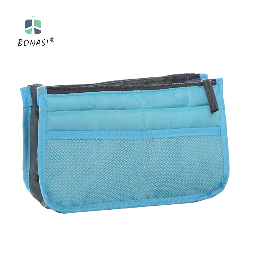 2018 New Multifunction Makeup Organizer Bag Women Cosmetic Bags toiletry kits FASHION Travel Bags Ladies Bolsas цена