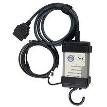 2016 Последняя Версия 2014D Диагностический Инструмент для Volvo Vida Dice Полный Чип для Volvo Диагностический Инструмент Профессиональный с Зеленая Доска
