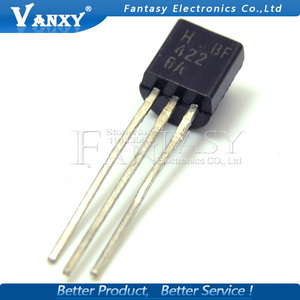 Image 3 - 100PCS BF422 TO 92 422 TO92 new triode transistor