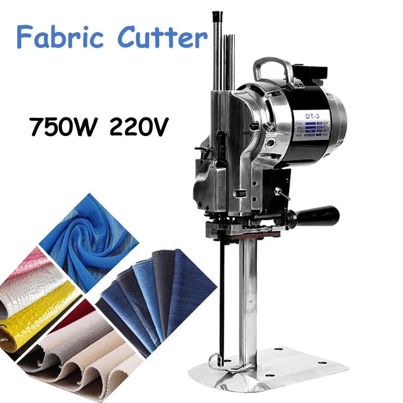 750 watt 220 v stoffschneider gerade messer elektrische industrie 10 tuch schneidemaschine. Black Bedroom Furniture Sets. Home Design Ideas