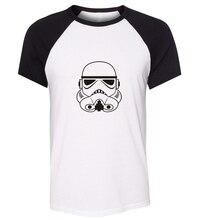 2016 new Cotton T shirts Men Shorts Sleeve Brand Popular Star War Design Summer male Tops