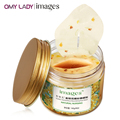 IMAGES  Gold Osmanthus eye mask women Collagen gel whey protein face care sleep patches health eye patch