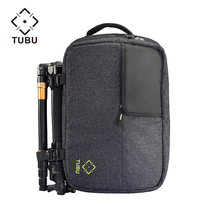 TUBU 6097 New Portable Small Travel Camera Bag Waterproof Casual Shoulder Bags for Canon   Mini Camera Bag Shockproof yesello practical small portable ice bags 4 color waterproof cooler bag lunch leisure picnic packet bento box food thermal bag