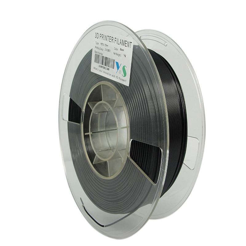 """ספיישל SILVERLIT ABS / PLA / PETG נימה 1.75 / 1 ק""""ג / 3D מדפסת מתכלים / YouSu באיכות גבוהה מותג שקוף משלוח חומר מרוסיה (3)"""