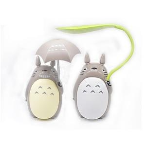 Image 2 - Kawaii Cartoon  Totoro Lamp 3 Choice Rechargeable Table Lamp Led Night Light  Reading for Kids Gift Home Decor Novelty Lightings