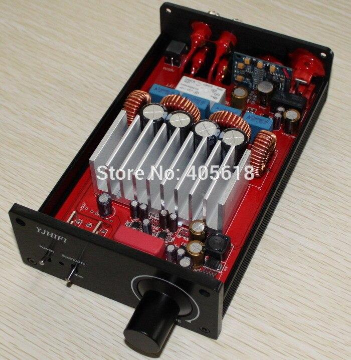 Free shipping Bluetooth TAS5630 Class D amplifier digital power 250Wx2
