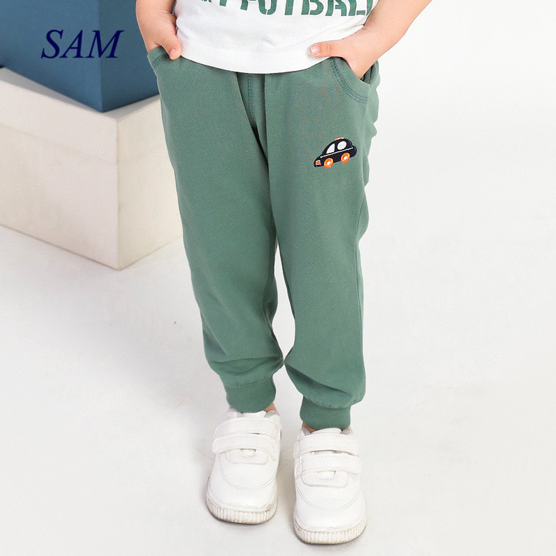 Boys Sweatpants Unicorn Joggers Sport Training Pants Trousers Cotton Sweatpants for Youth