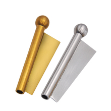 New Design Nasal Snuff Sniffer Straw Snorter Snuffer tube With Blade edge