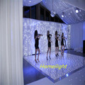 24*24ft Yes I do! LED starlit dance floor LED star dance tile for stage/party decoration