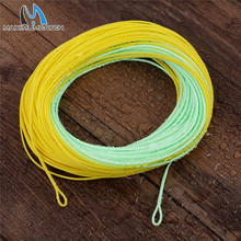 Maximumcatch 90FT 4wt-8wt Grand Fly Fishing Line with Two We
