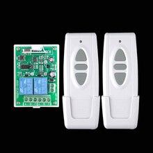 Interrupteur mural sans fil pour interrupteur à distance, bouton avant et arrière, DC 12 V, transmetteur de limitation mural