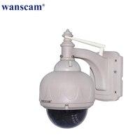 Wanscam HW0038 Onvif Pan Tilt Outdoor HD IP Camera 720P Wifi Wireless Dome RSTP Onvif Stream