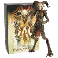 NECA Pans Labyrinth Faun PVC Action Figure Collectible Model Toy