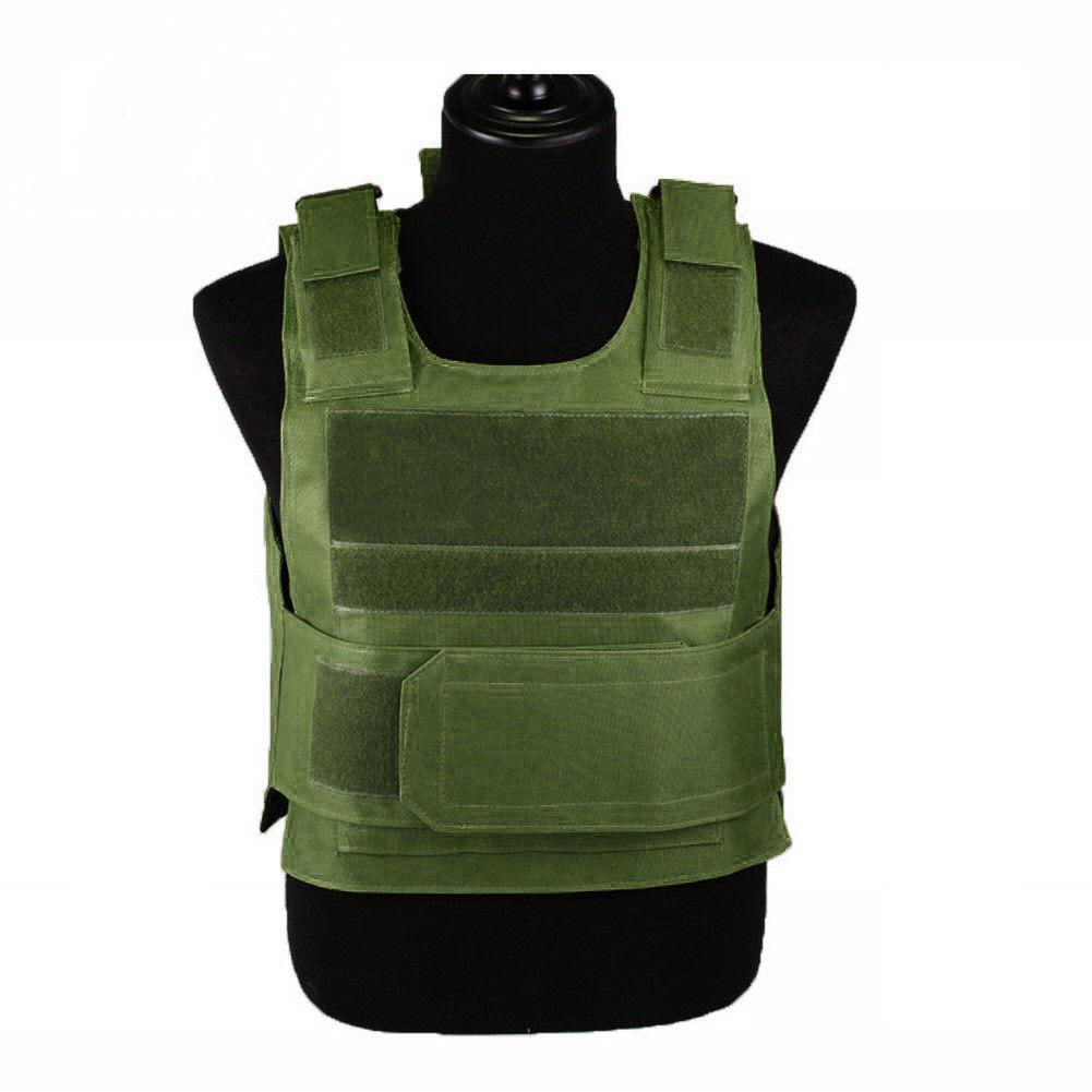 Image 2 - Mounchain Tactical Vest Amphibious Military Molle Waistcoat Combat Assault Plate Carrier Vest Hunting Protection Vest Camouflage-in Hunting Vests from Sports & Entertainment