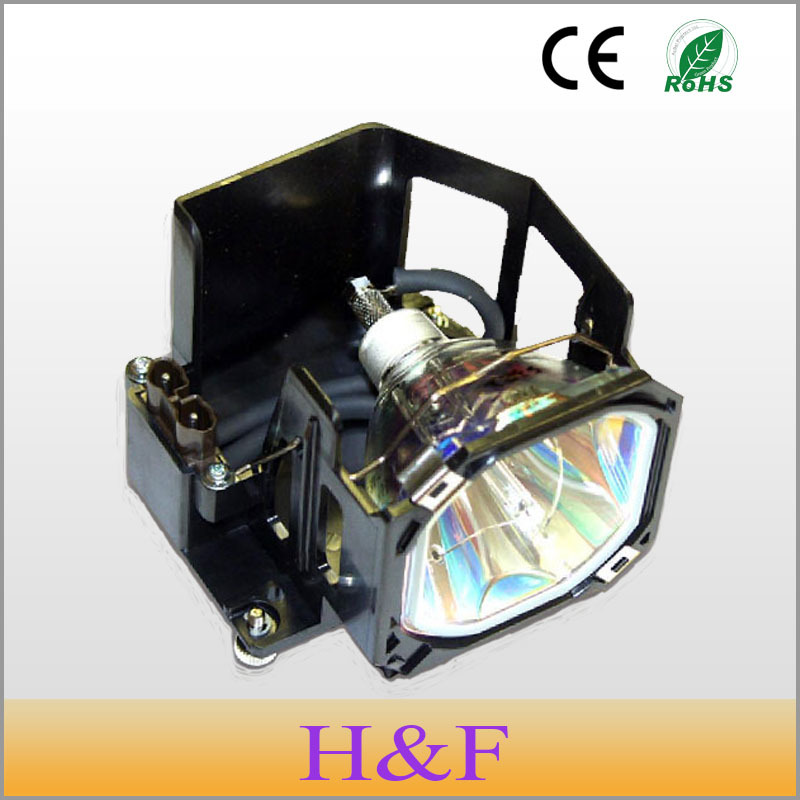 2pcslot 915p043010 rear replacement projection tv lamp uhp bulb with housing for mitsubishi proyector