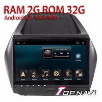 Car GPS Navigation For Hyundai Ix35 2010 10 1 WANUSUAL Android Big Screen Auto Multimedia With
