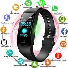 LIGE 2019 Brand Smart Watch women smart Bracelet men watch top brand luxury For IOS Android phone Sport relogio masculino