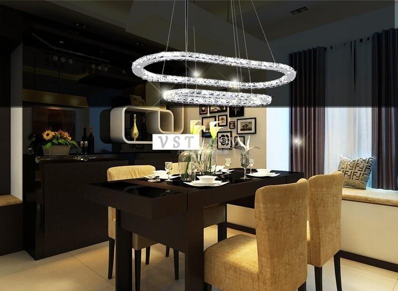Moderne Lampen 19 : Moderne wohnzimmer kronleuchter kristall kronleuchter