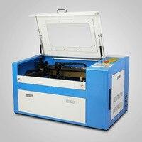Высокоточный Вт 50 Вт CO2 лазерная гравировка резка машина гравер резак nUSB