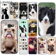 French bulldog border collie terrier dog Hard Case for Galaxy A3 A5 J5 (2015/2016/2017) A7 J7 2015 J3 J5 Prime Note 3 4 stark bulldog 16 2016