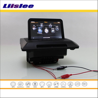 Liislee For Volvo XC90 XC 90 Car Stereo GPS Navi Navigation ( Radio CD DVD Not Included ) HD TV Screen S100 Multimedia System
