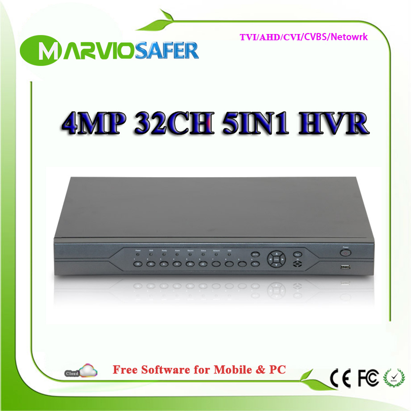 32ch 32 channel AHD TVI CVI DVR AVR XVR XVI HVR AHD-H 4MP Full HD Video Recorder 1080P 4K HDMI CCTV AHD TVI CVI Camera Recorder 4ch 8ch 8 4 channels full hd real 2mp 1080p ahd h ahd tvi cvi dvr avr tvr xvr cvr cctv camera analog video recorder recording