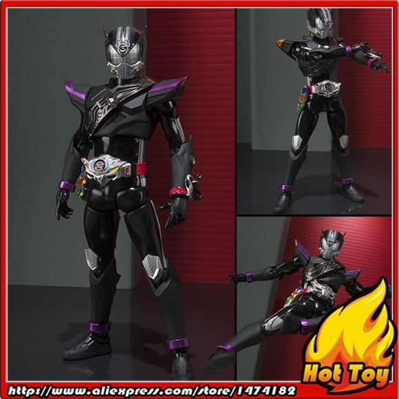 Original BANDAI Tamashii Nations S.H.Figuarts (SHF) Exclusive Action Figure - Masked Rider Proto Drive from