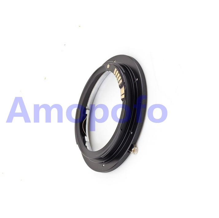 Adapter Ring Mount for Leica L Metal Not Plastic R Mount Lens Tube to Canon EOS M Camera