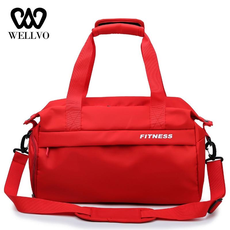 Travel Luggage Duffle Bag Lightweight Portable Handbag Skiing Large Capacity Waterproof Foldable Storage Tote