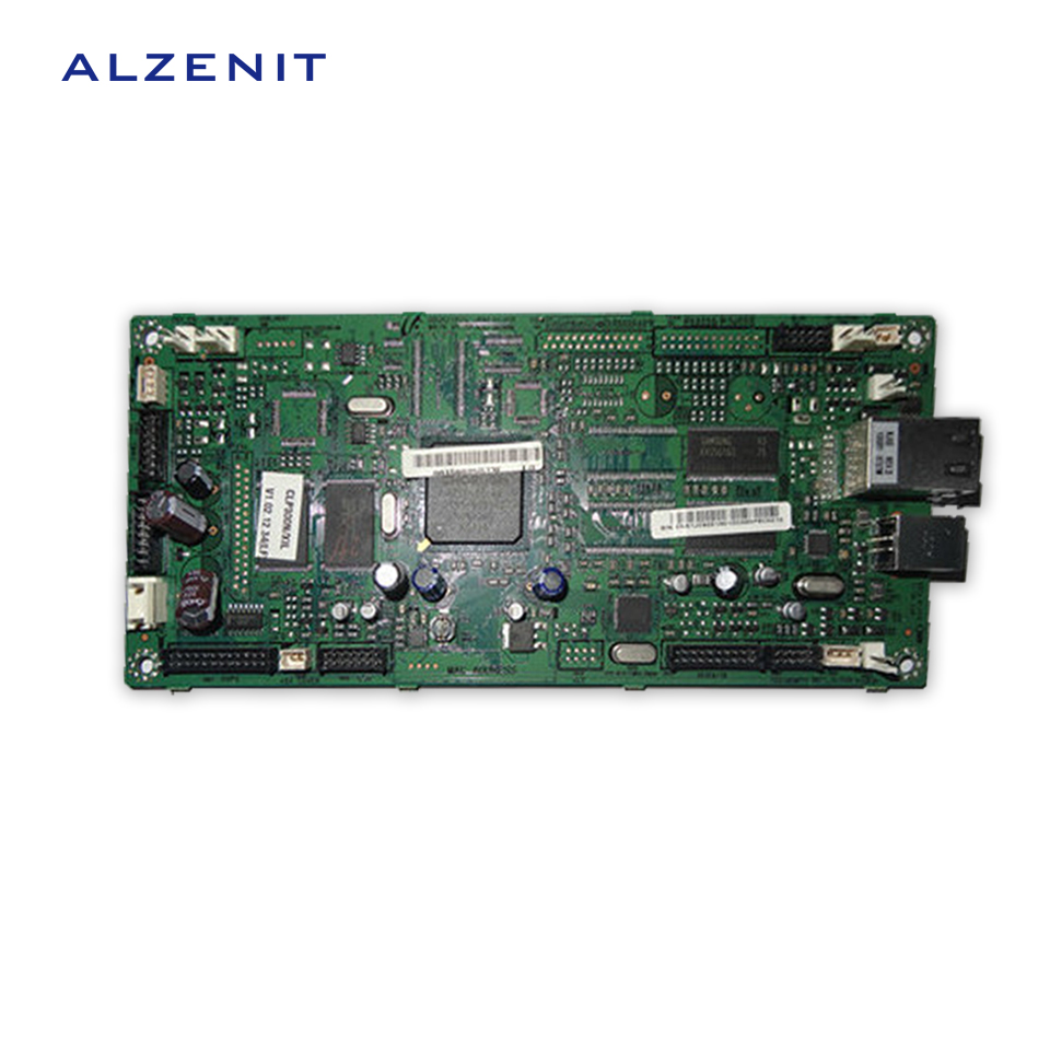 GZLSPART For Samsung 350 CLP-350 350N Original Used Formatter Board Laser Printer Parts On Sale nv print clp 350m magenta тонер картридж для samsung clp 350 350n 351nk