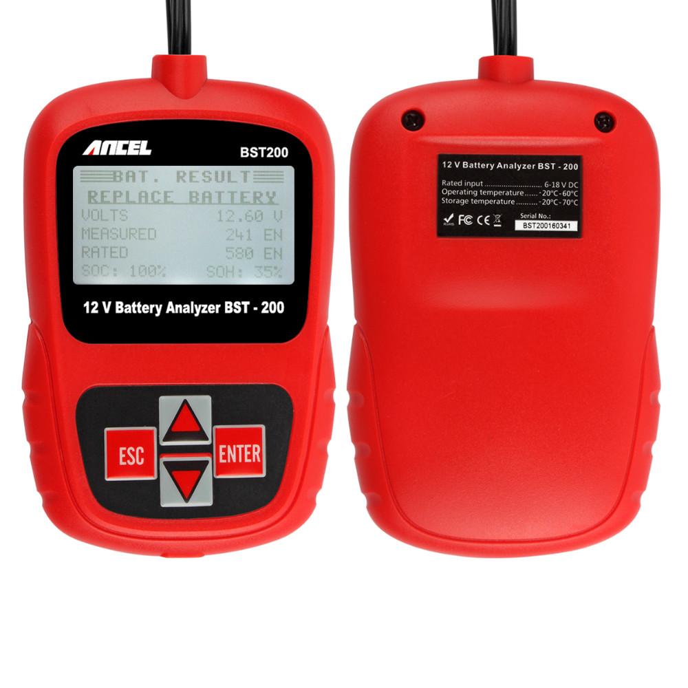 Ancel BST200 12V Car Battery Tester-04