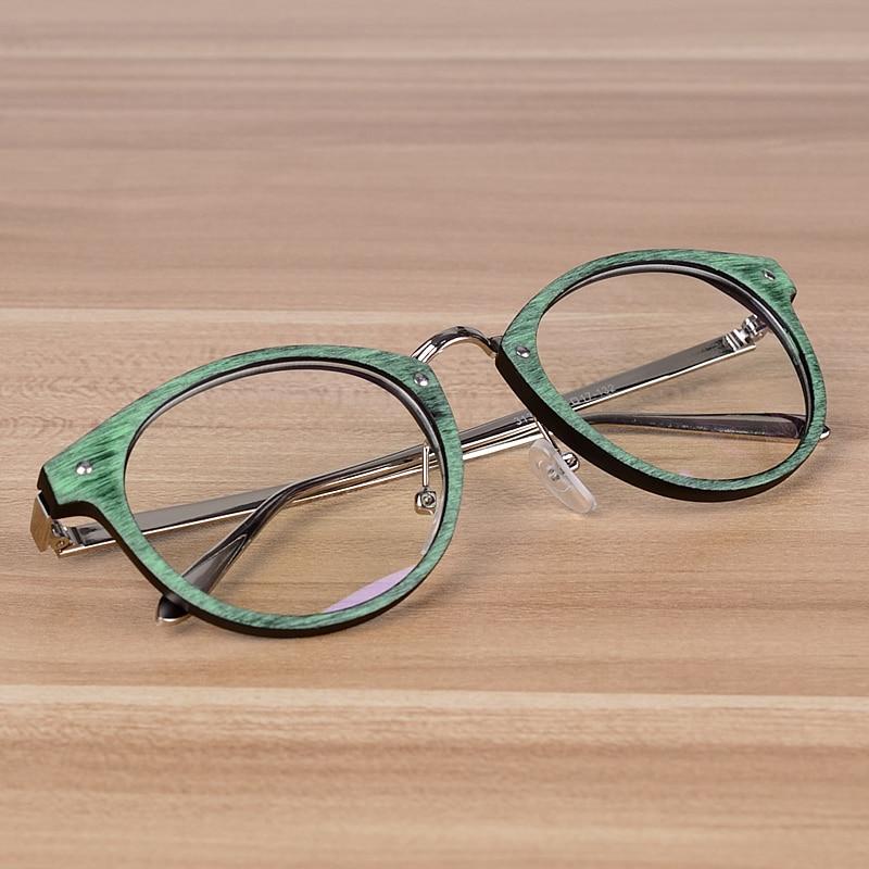 NOSSA márka Vintage pontok szemüvegek Retro női rövidlátású - Ruházati kiegészítők - Fénykép 4