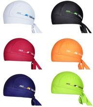 Breathable Anti-sweat Cycling Cap Sweatproof Sunscreen Headwear Bike Team Scarf Bicycle Bandana Pirate Headband Hood Sports Hat