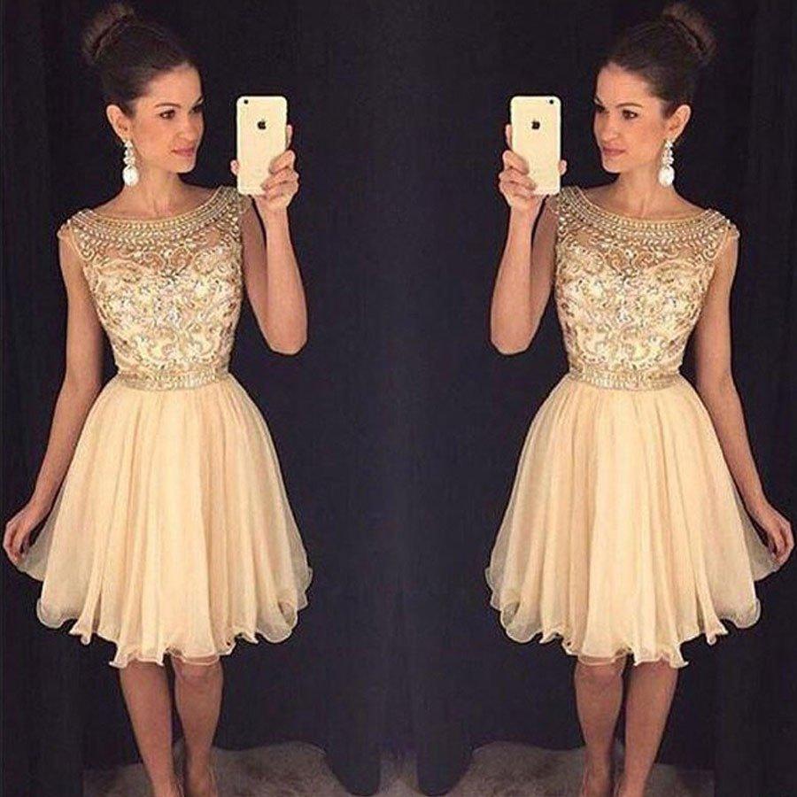 Sparkly short dresses 2017