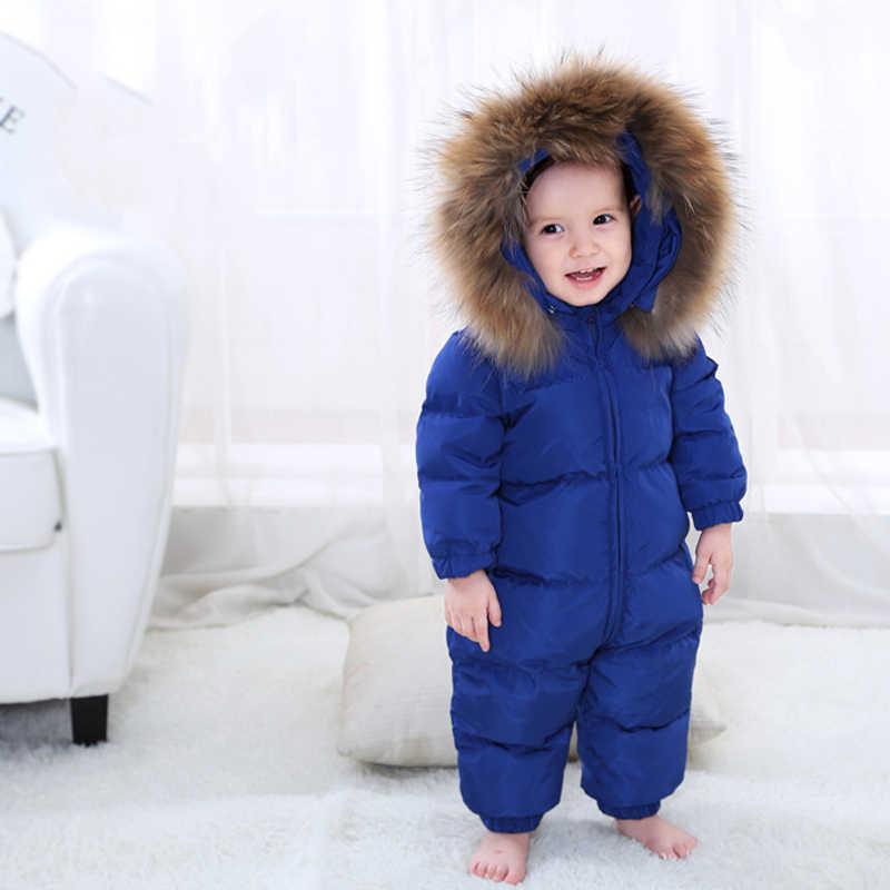 36925c9ab Detail Feedback Questions about Kids Snowsuit Warm Boys Girls Winter ...
