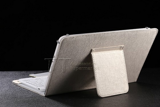 Samsung galaxy tab e t560 kılıf için Evrensel Bluetooth Klavye - Tablet Aksesuarları - Fotoğraf 3