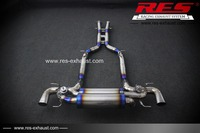 Performance Auto Parts RES Racing For Benz SLS AMG Custom Exhaust Tips Exhaust System Exhaust Catback