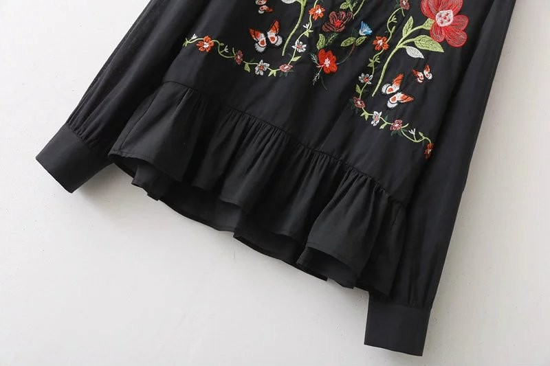 HTB19n4GOFXXXXcYXFXXq6xXFXXXZ - 2017 Spring Women Vintage Flower Embroidery Casual Shirts