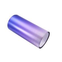 Фиолетовая оконная Тонирующая пленка, Автомобильные пленки для лобового стекла, Автомобильная солнечная оконная пленка для оклейки машины, пленка, наклейка
