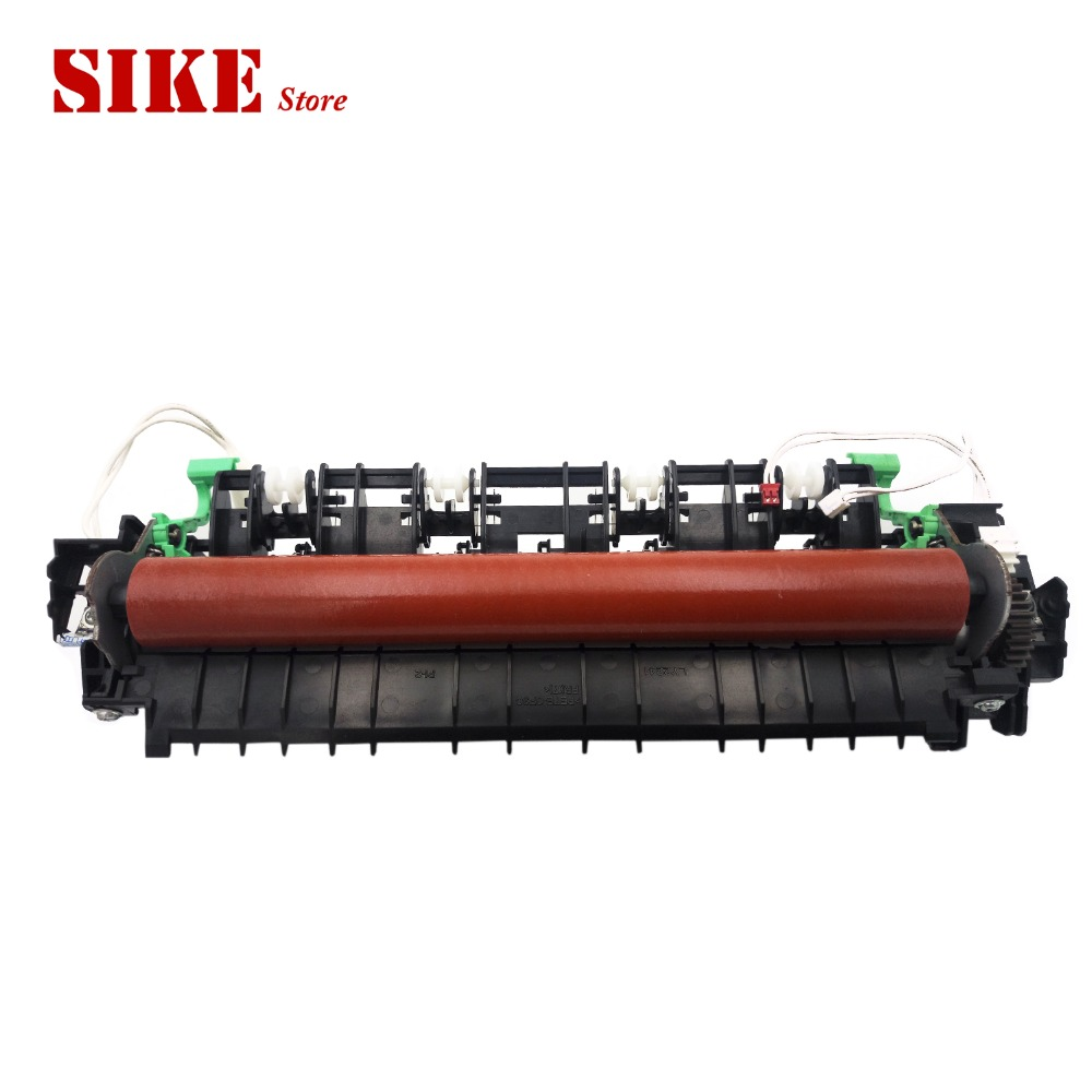 Fusing Heating Unit Use For Fuji Xerox DocuPrint M268 M265 P268 P265 268 265 Fuser Assembly Unit powder for fuji xerox docuprint m 355 mfp for fujixerox docuprint p 355 mfp for fuji xerox docuprint p355 d color reset toner