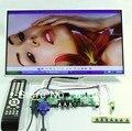 ТВ/HDMI/VGA/AV/USB/АУДИО контроллер ЖК-ДИСПЛЕЯ Доска + 15.6 дюймовый LP156WH4 1366*768 жк LTN156AT17 LTN156AT02 LP156WH2 BT156GW02 N156B6