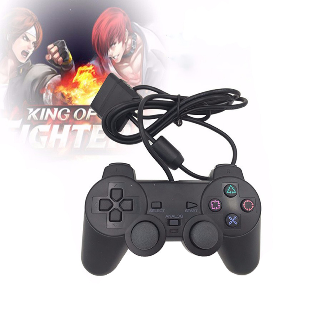 Wired Gamepad per PS2 controller Sony Playstation 2 gioco joystick ...