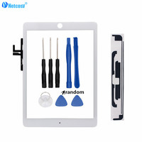 Netcosy Tablet Touch Panel For Ipad Air 1 A1822 A1823 Touch Screen Digitizer Without Home Button