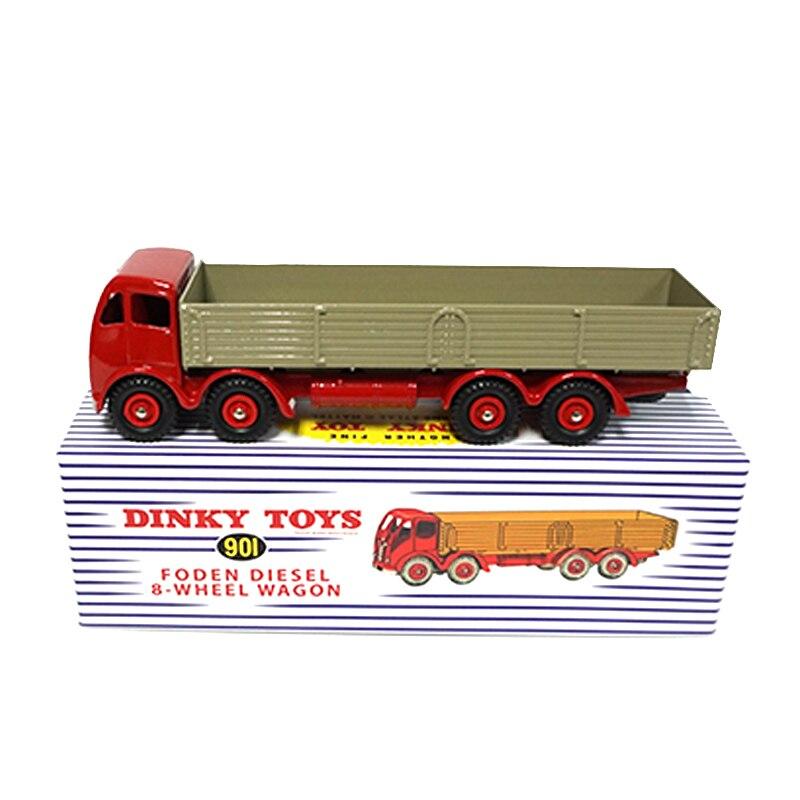 Dinky zabawki 1:43 diecast ze stopu model ciężarówki 901 atlas foden diesel 8 koła wagon zabawkowa ciężarówka dla model kolekcjonerski, prezent dla dzieci w Odlewane i zabawkowe pojazdy od Zabawki i hobby na  Grupa 1